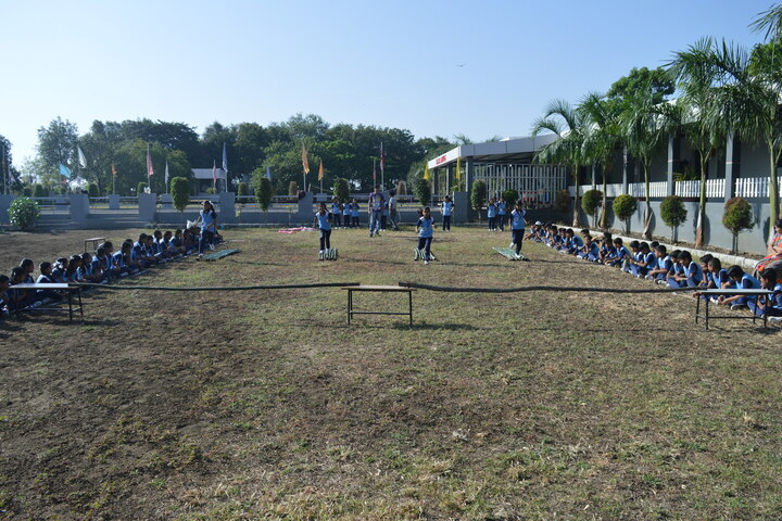 B P Children Public School-Sports