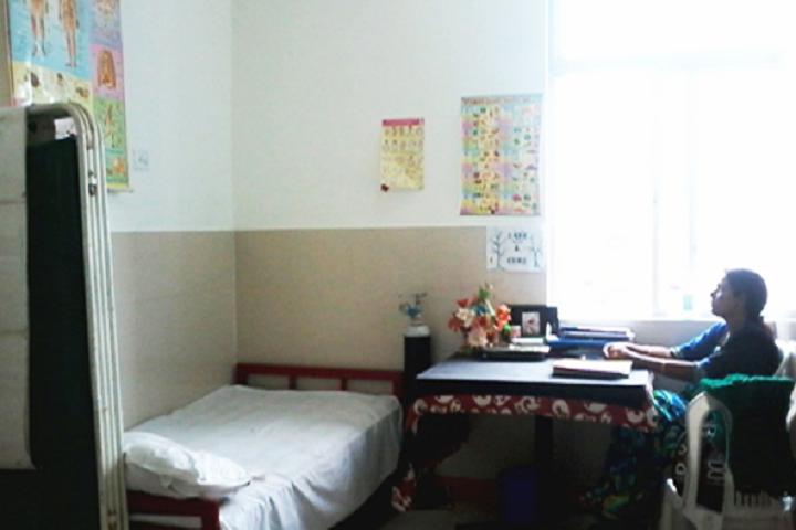 Bal Bharati Public School Neelbad-Medical Room
