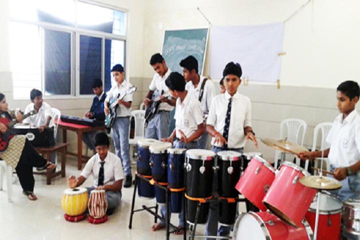 Bal Bharati Public School Neelbad-Music Room