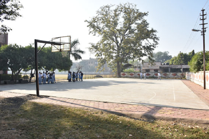 Bal Bharati Public School -Basketball Court