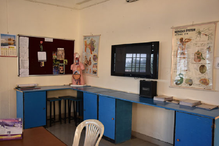 Bal Bharati Public School -Biology Lab