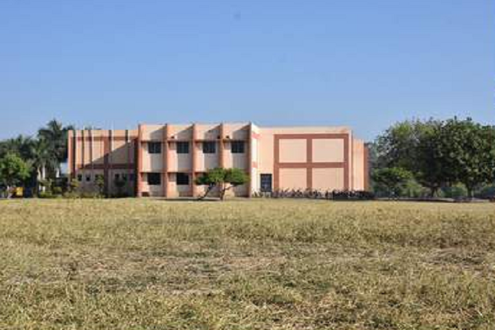 Bal Bharati Public School -Campus-Outsider Side