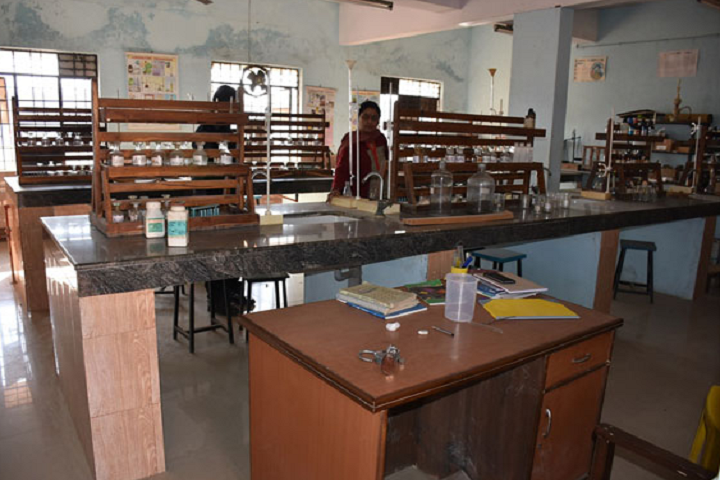 Bal Bharati Public School -Chemistry Lab
