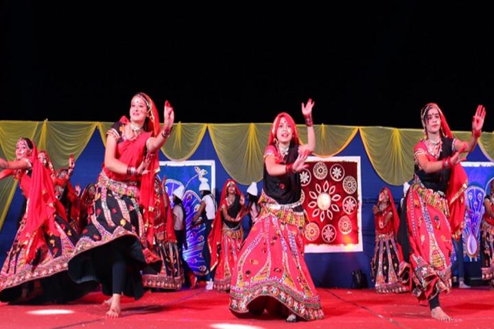 Bal Bharati Public School -Dance