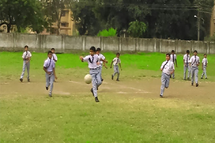 Bal Bharati Public School -Games And Sports