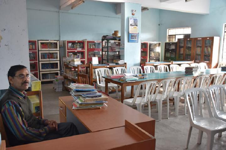 Bal Bharati Public School -Library