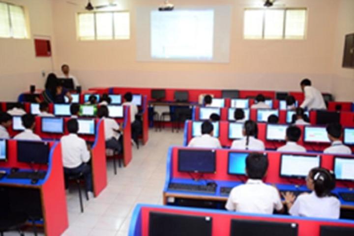 Bal Bharti School-Computer Lab