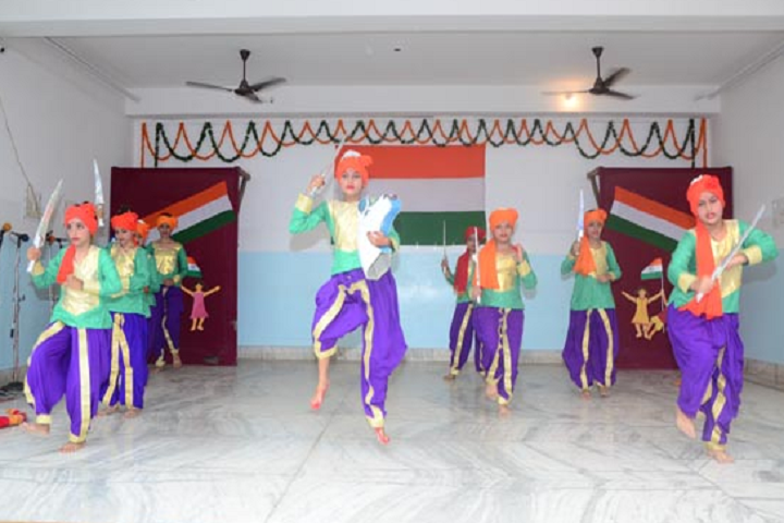 Bal Bharti School-Dance