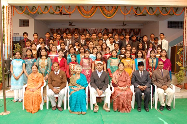 Bal Bharti School-Farewell