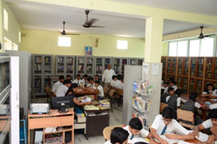 Bal Bharti School-Library