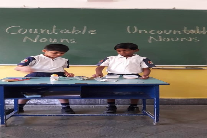 Bal Bhawan School-Activity
