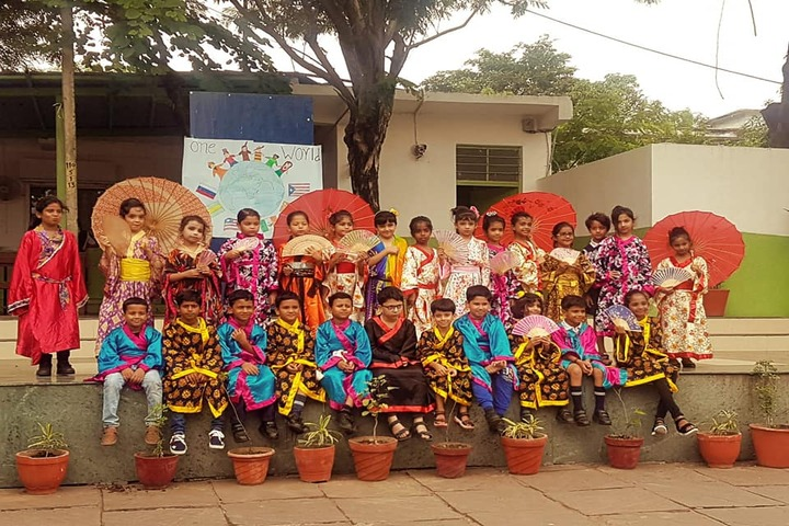 Bal Bhawan School-Fancy Dress