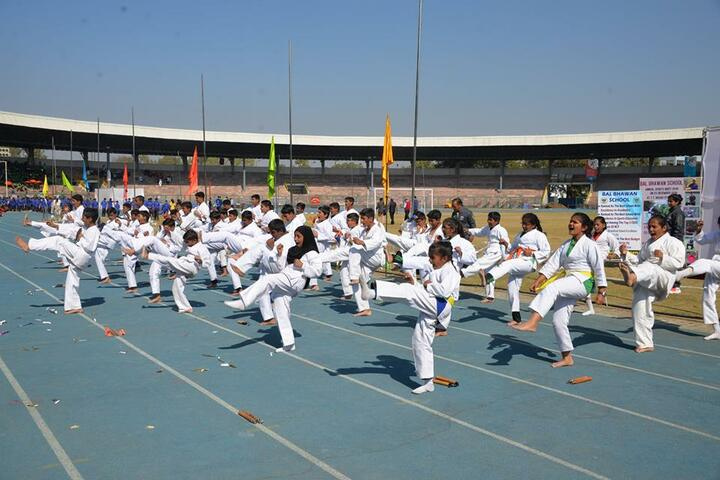 Bal Bhawan School-Karate