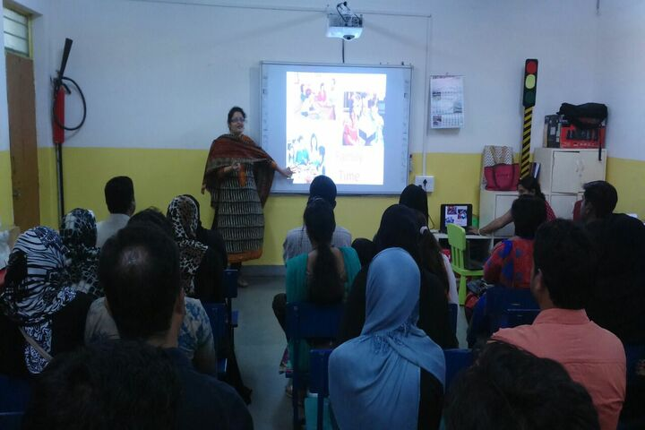 Bal Bhawan School-Parent Orientation