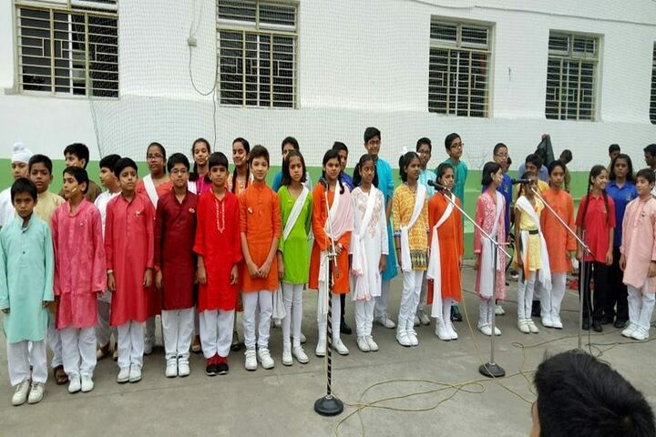 Bal Bhawan School-Singing