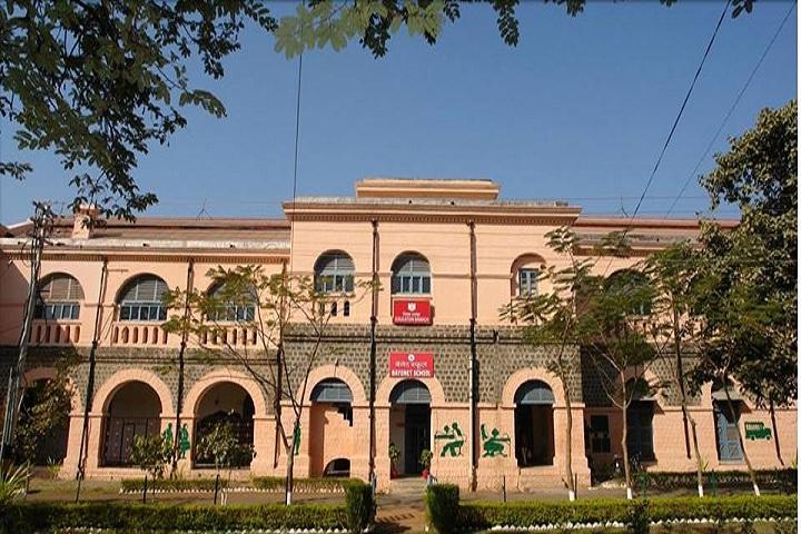 Bayonet School-School Building
