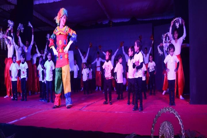 Behs Neev Academy-Dance