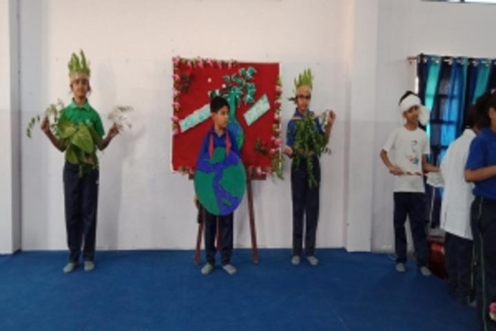 Behs Neev Academy-Earth Day Celebrations