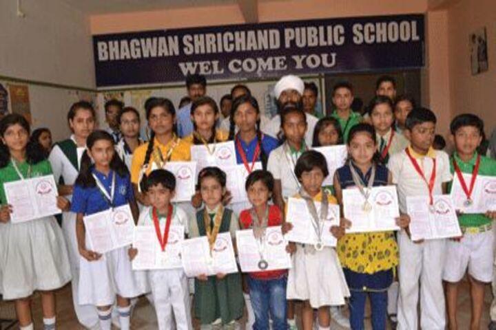 Bhagwan Srichand Public School-Award