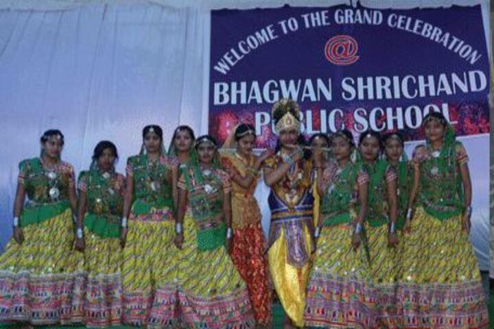 Bhagwan Srichand Public School-Events