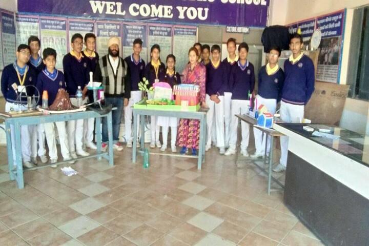 Bhagwan Srichand Public School-Exhibition