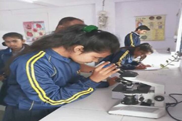 Bhagwan Srichand Public School-Physics Laboratry