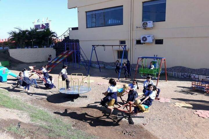 Bhagwan Srichand Public School-Playing Area