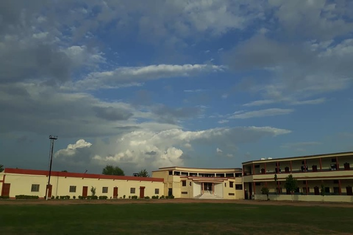 Bhansali Vidya Mandir Public School-Play Ground