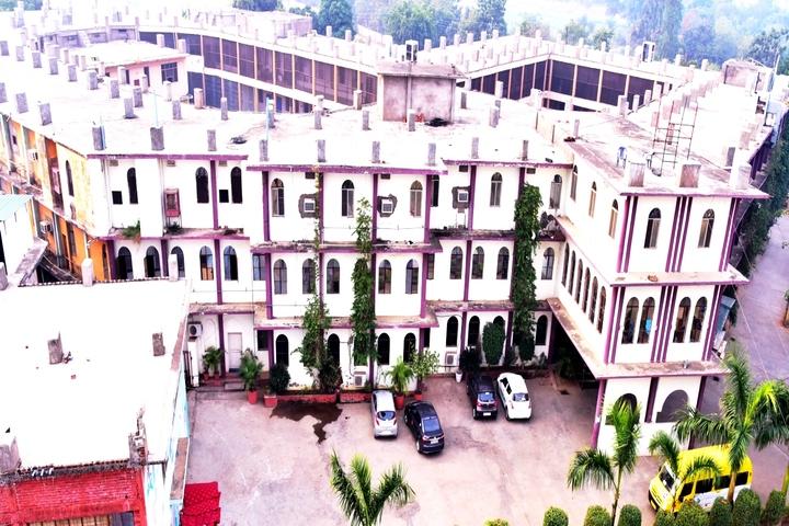 Bhartiyam Vidya Niketan-Campus View