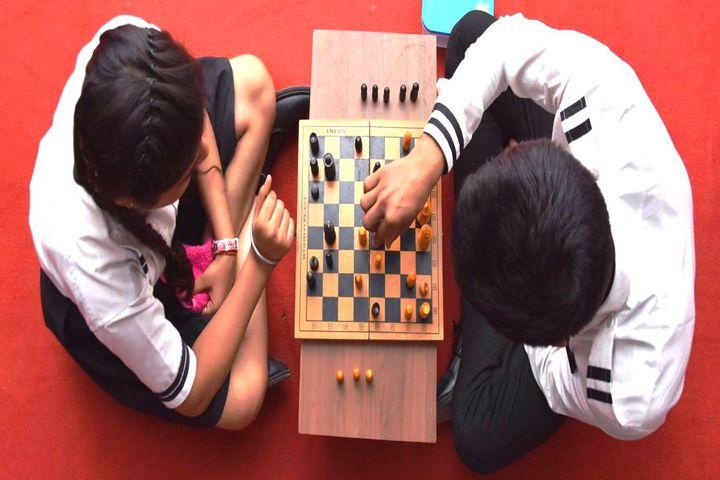 Bhartiyam Vidya Niketan-Chess