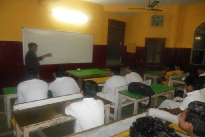 Bhartiyam Vidya Niketan-Classroom
