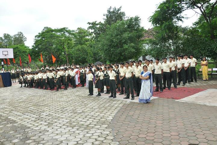 Bhaskar Academy-Morning Assembly
