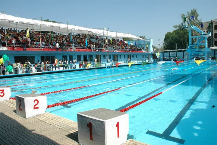 Bhaskar Academy-Swimming