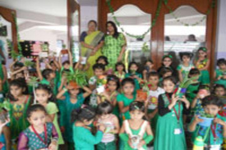 Bhopal Girls School-Green Day