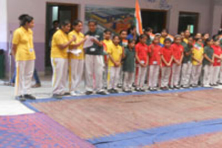 Bhopal Girls School-Independence Day