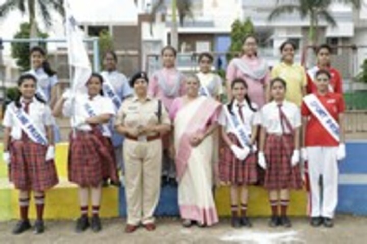 Bhopal Girls School-Oath Ceremony