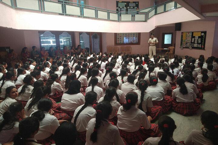 Bhopal Girls School-Seminar