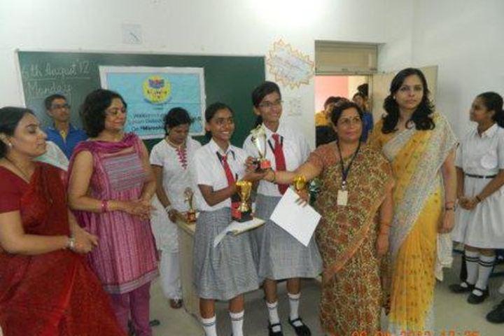 Billabong High International School-Achievement