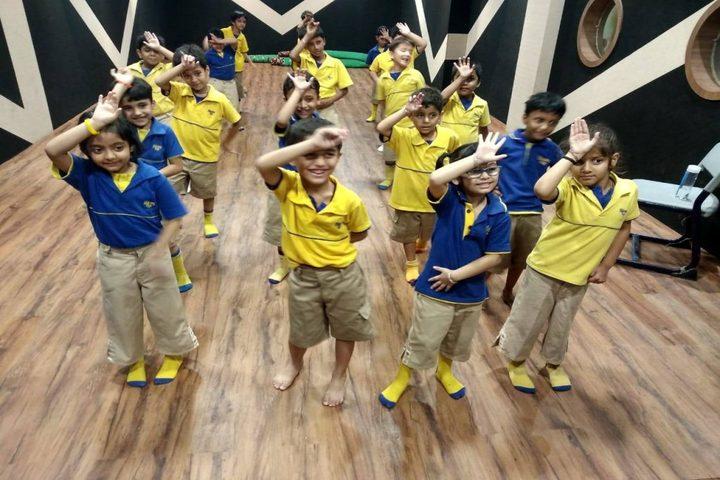 Billabong High International School-Dance