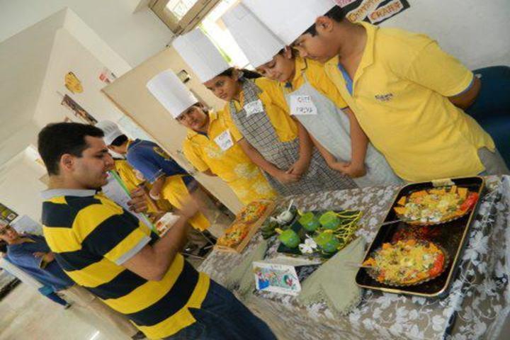 Billabong High International School-Food
