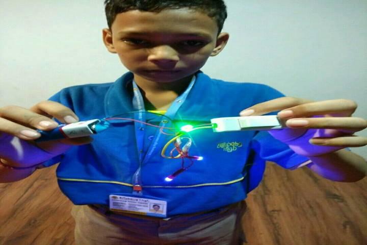 Billabong High International School-Science Wonder