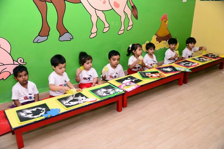 Billabong High International School-Art Room