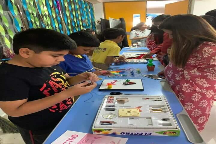 Billabong High International School-Exhibition