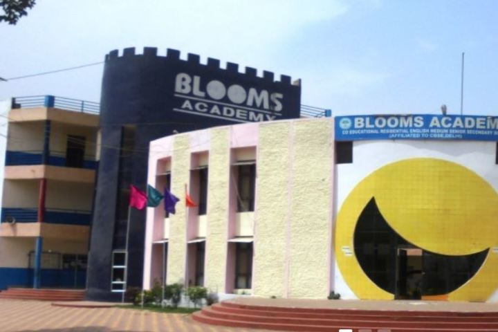 Blooms Academy-Campus View