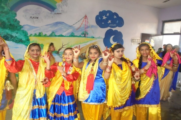 Blooms Academy-Cultural Fest