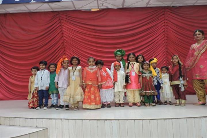 Bonnie Foi Co Education School-Event