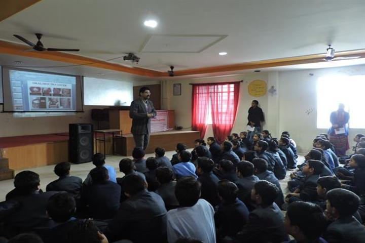 Bonnie Foi Co Education School-Seminar