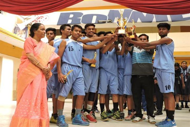 Bonnie Foi Co Education School-St Thomas Cup Winner Team