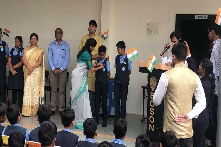 Boson International School-Republic Day