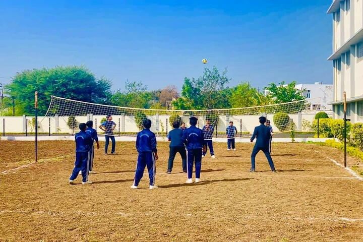 Boson International School-Sports